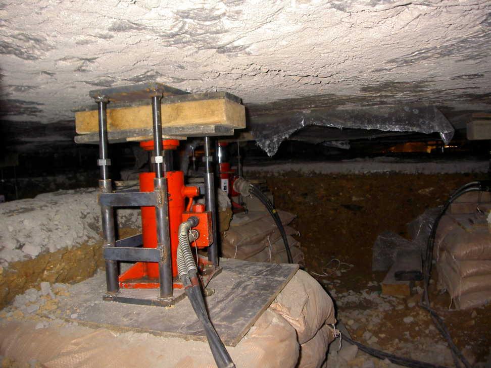 沈下修正耐圧板工法